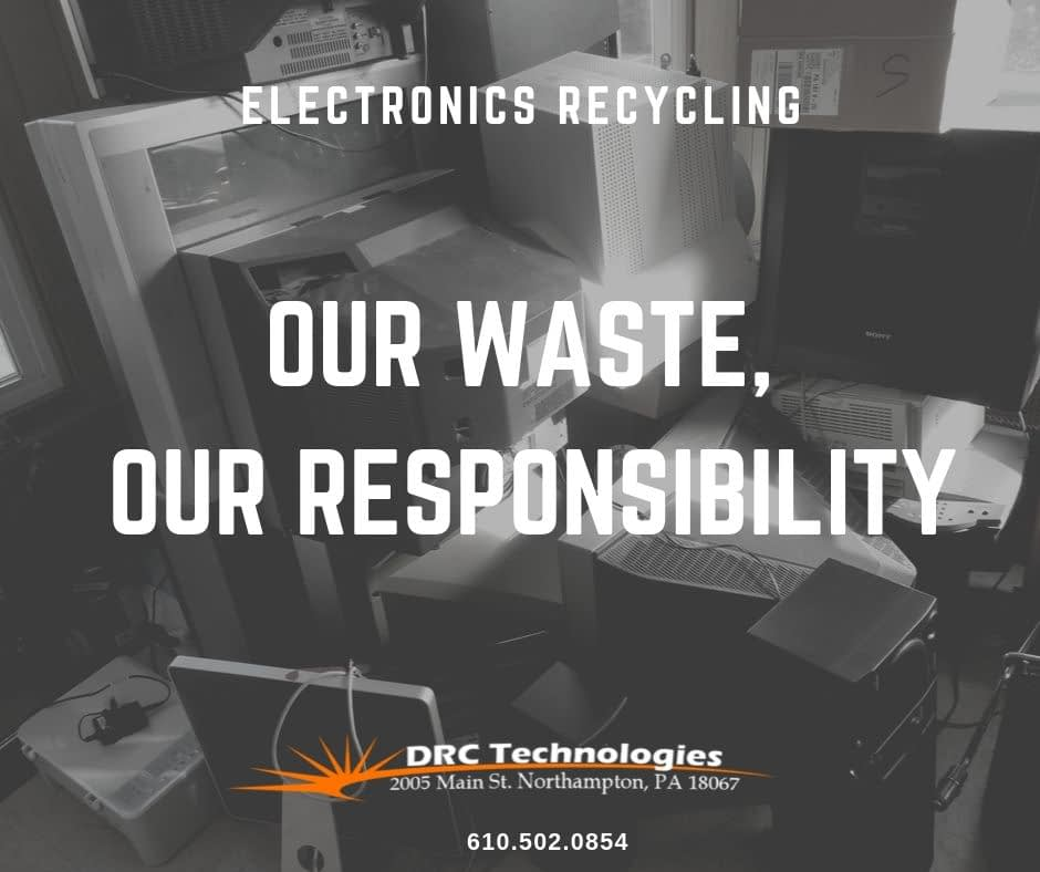Electronics Waste Recycling DRC Technologies