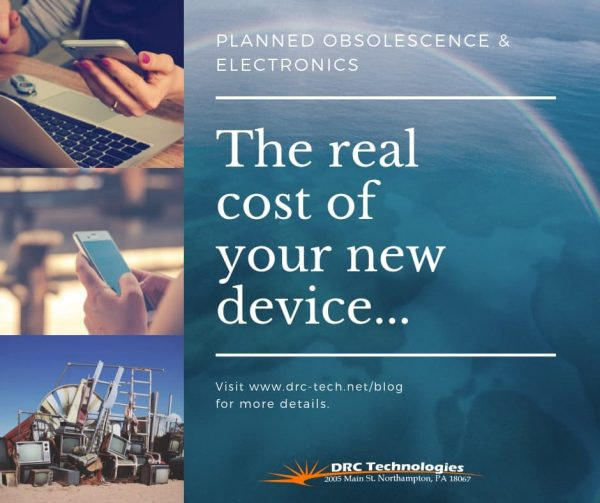 graphic about planned obsolescence