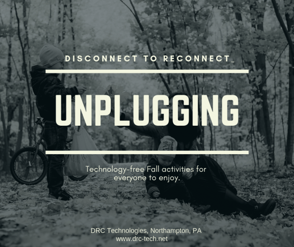 Unplugging graphic disconnect to reconnect