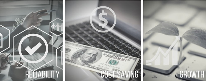 Cloud Solutions for business reliability cost saving growth DRC Technologies