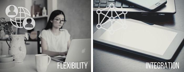 Cloud Solutions for business flexibility integration DRC Technologies